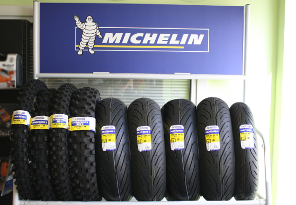 Michelin riepas